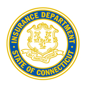 state of CT insurance department logo